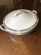 "Vintage Nortake ""THE COMMODORE"" Round Covered Vegetable Bowl With Lid"