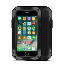 LOVEMEI Shock Proof Alu Metal Bumper Case Cover For Apple Samsung HuaWei Sony LG