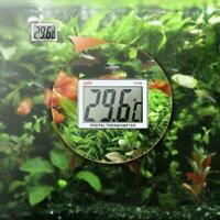 Mini LCD Digital Aquarium Aquarium Thermometer Wassertemperaturmesser H5Q0