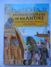 Entdeckungsreise in die Antike Römer Griechen Ägypter F X Schmid 9783897822795