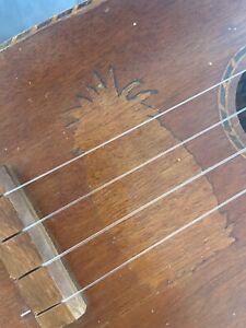1932 Kamaka Vintage Pineapple Ukulele HP-1 w Purfling