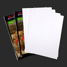 Fit For Ink-jet Printer A4 (115gsm) Premium Quality Photo Paper White 100 Sheets