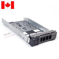 "F238F G302D 3.5"" Hard Drive Tray Caddy for Dell R415 R410 R310 T410 R810 NX3000"