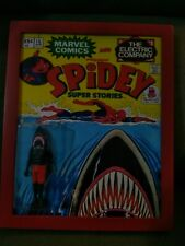 SUCKLORD SPIDERMAN COMIC JAWS MARVEL SUCKADELIC PANEL BOOTLEG SPIDEY STORIES 1/1