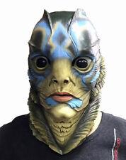 La forma dell/'acqua Maschera Cosplay MERMAN Sirena Halloween Maschera oggetti di scena