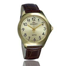 BISSET BSCE40 EPIC GOLD SWISS MADE Herrenuhr Armbanduhr