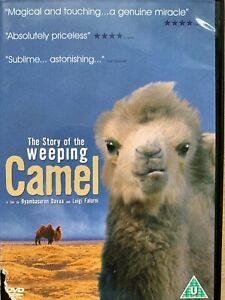 The Story Of The Weeping Camel DVD 2003 Mongolian Wildlife Nature Documentary
