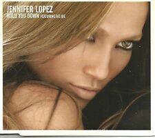 JENNIFER LOPEZ & FAT JOE Hold You Down 5TRX REMIXES & VIDEO UK CD Single SEALED