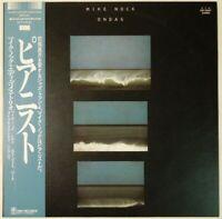 Mike Nock Ondas ECM Records PAP-25537 OBI JAPAN VINYL LP JAZZ