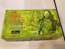 The Lord of the Rings: Uruk-Hai Hand Painted Collectible  Britain Collectors