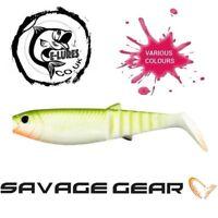 SAVAGE GEAR lb cannibal shad 10cm 9g 2 PCS Soft Fishing Lure   PIKE   PERCH  ...