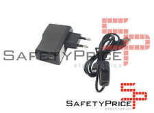 FUENTE ALIMENTACION 5V 2.5A MICRO USB INTERRUPTOR COMPATIBLE RASPBERRY PI 3 SP00