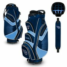 TENNESSEE TITANS BUCKET II COOLER CART GOLF BAG NEW FREE SHIPPING 👀⛳