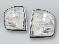 TYC Amber Corner Lights Parking Lamps PAIR fits 1988-1995 AUDI 80 90