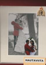 RCMP Royal Canadian Mounted Police RedSerge Wedding Photo Badge UnknownPeople BC
