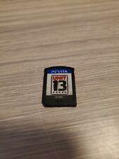 Unit 13 Sony PlayStation Vita PS Vita 2012 Cartridge Only Shooter Game