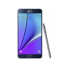 USED Samsung Galaxy Note 5 N920C Factory Unlocked Smartphone - Black