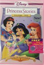 Disney Princess Stories Vol 2 Tales of Friendship DVD BRAND NEW FACTORY SEALED