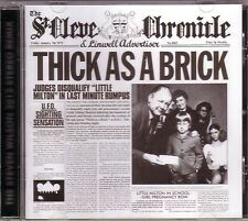 CD (NOUVEAU!) Jethro tull-thick as a brick (steven wilson 2012 remix Dig. rem mkmbh