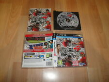 VIRTUA TENNIS 4 TENIS DE SEGA PARA LA SONY PLAY STATION 3 PS3 EN BUEN ESTADO