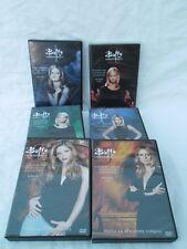 BUFFY L'AMMAZZAVAMPIRI Stagioni 1-6 Set 6 cofanetti DVD da collezione film dvd