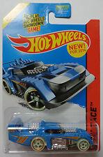 2014 Hot Wheels HW RACE Two Timer 190/250 (Blue Version)