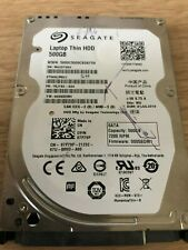"Seagate Laptop Thin 500GB 7200RPM 2.5"" SATA HDD"