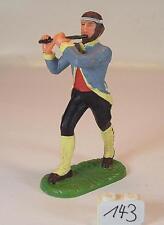 Elastolin 9138 Regiment Washington 18. Jahrh 7 cm Spirit 76 Pfeifer Vater #160