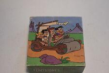 Fred Flintstone Mini Jigsaw Puzzle 577 Warren Paper Product VERY SMALL