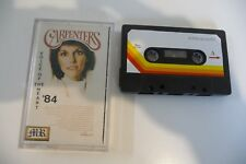 CARPENTERS VOICE OF THE HEART K7 AUDIO TAPE GLOSSY PAPER POCHETTE GLACEE