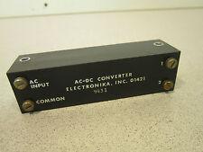 Aircraft Electronika Inc. AC-DC Converter 8513-012