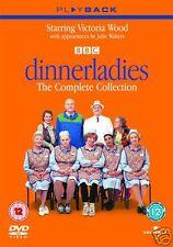 Dinnerladies Complete Series 1 & 2 [BBC] (DVD)~~~Dinner Ladies~~~NEW & SEALED