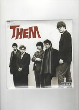 """Them Baby Please Don't Go;Here Comes/Turn On Your Vinyl 45 7"""" w/PS Sealed Mono"""