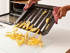Zenker Germany French Fries Oven Pan 40x33 Diamond Enamel diet healthy cooking