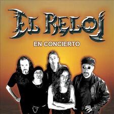 """El Reloj:  """"En Concierto""""  (Double CD)"""