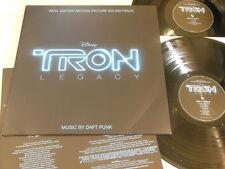 Daft Punk - TRON Legacy NUMBERED Glow-In-The-Dark LP Vinyl - Walt Disney Record