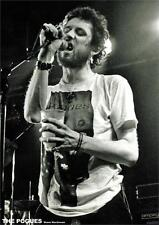 THE POGUES - SHANE MACGOWEN - VINTAGE MUSIC PHOTO POSTER - 23x33 UK IMPORT 4357