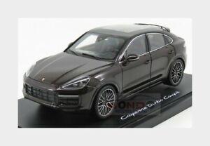 Porsche Cayenne Turbo Coupe 2019 + Vetrina With Showcase NOREV 1:18 WAP0213190K