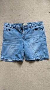 Fat Face Women's Denim Shorts Size 12