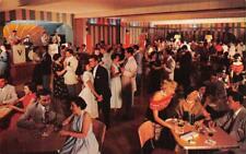 CLUB SUZANNE Night Club Dancing MOUNT AIRY LODGE Mt. Pocono, PA Vintage Postcard