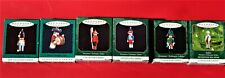 Hallmark Keepsake Ornament Miniatures Clothespin Soldier Series