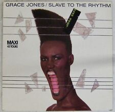 Jean-Paul Houde Maxi 45 tours Grace Jones 1985