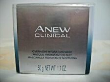Avon Anew  Clinical Overnight Hydration Mask New In Box Sealed