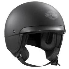 Harley-Davidson Open Face Matt Helmets