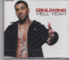 Ginuwine-Hell Yeah cd maxi single sealed