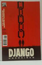 DJANGO UNCHAINED  #1  VF.NM