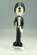 CONDUCTOR BEARDED COLLIE INTERCHANGABLE BODY SEE BREEDS & BODIES @ EBAY STORE