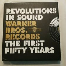 Revolutions In Sound: Warner Bros. Records - The First Fifty Years w/USB Drive