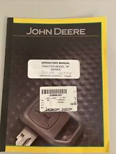 John Deere Tractor Model M Series Operators Manual Part Number Omtm31051