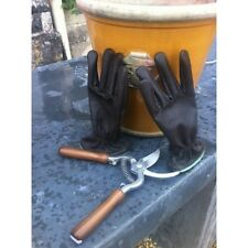 Le Prince Jardinier - Leather Gardening Gloves size S RRP £59